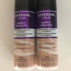 Covergirl+Olay Simply Ageless 3n1 Foundation